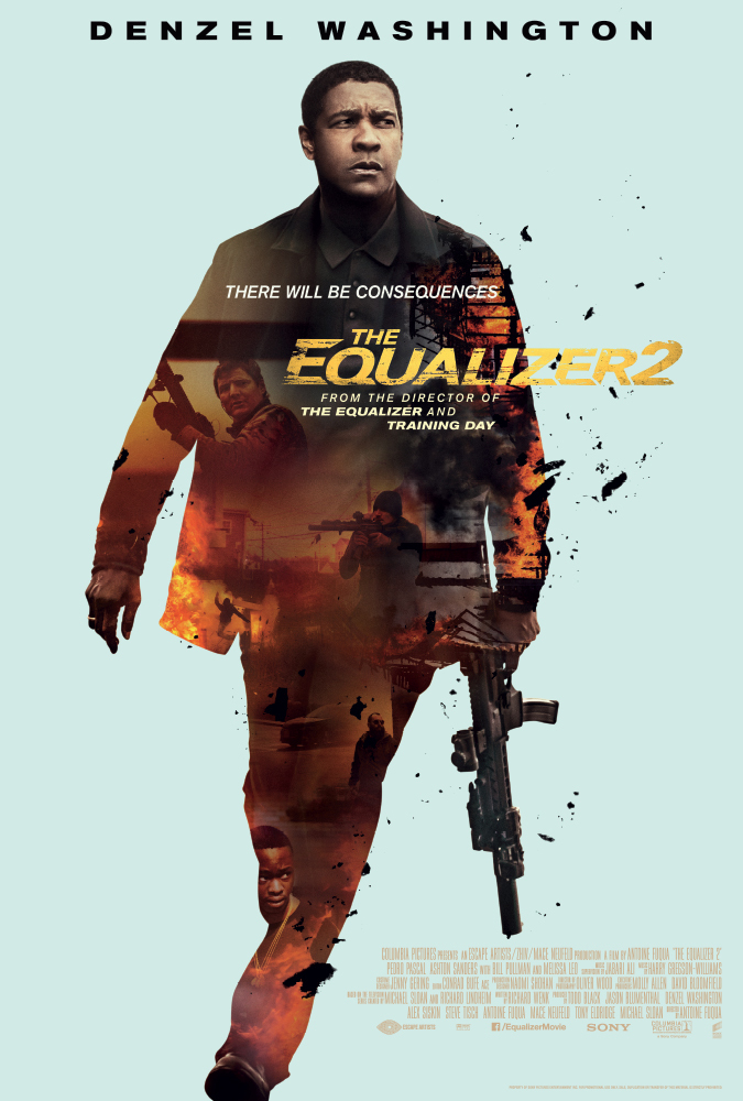 The Equalizer 2 (2018) (2018)