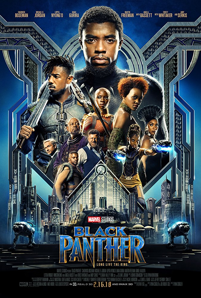 Black Panther (2018) (2018)